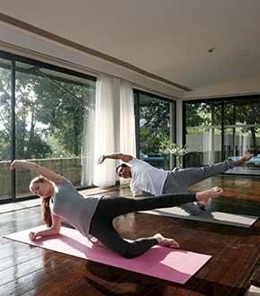 How Yoga asanas reduce health risks?