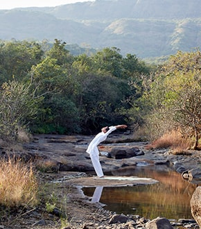 How Ayurveda & Yoga Can Help Those At Increased Risk of COVID-19
