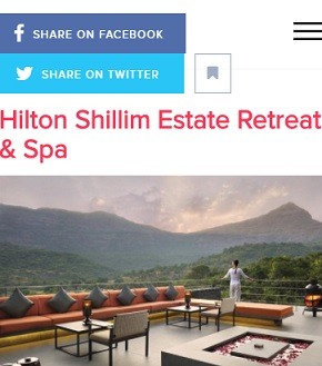 Relax and Make the most of Monsoons with a view at these resorts in Lonavala