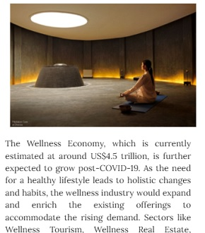 How relaxation is changing in a post COVID world