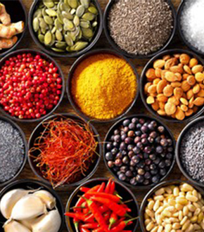 Essential Ayurvedic Herbs and Spices with Health Benefits